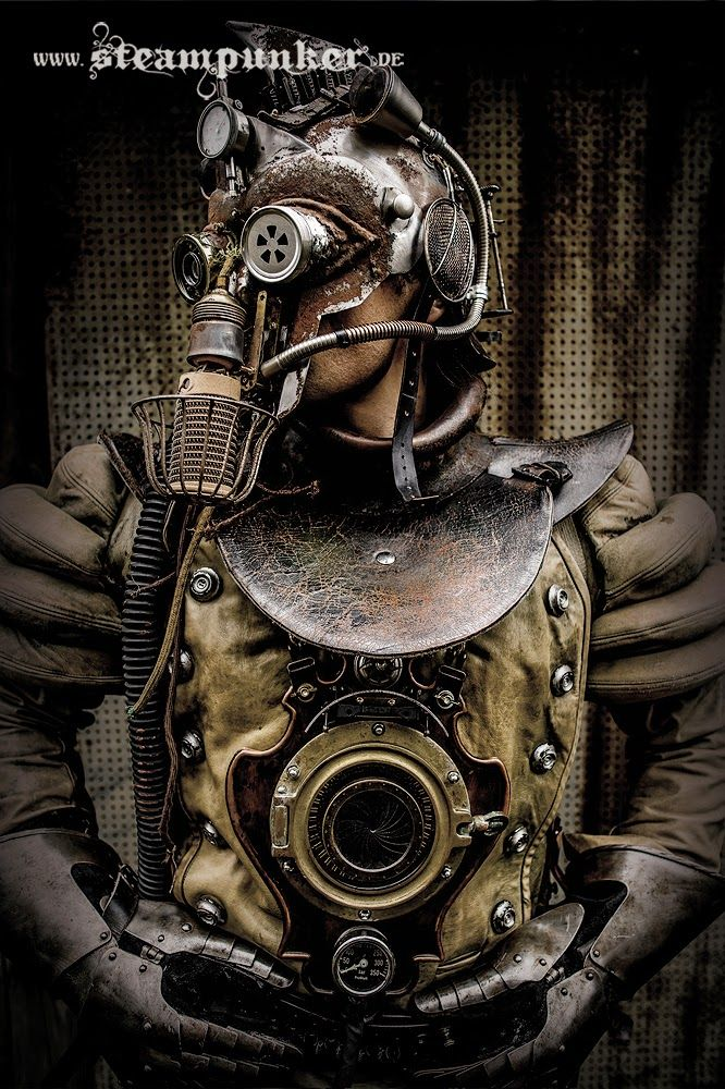 Steampunk Artwork: Steampunk Kleidung, Outfit, Kostüm