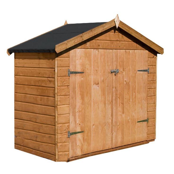 Garden Sheds Quick Delivery fine garden sheds quick delivery brundle tool shed natural on sale