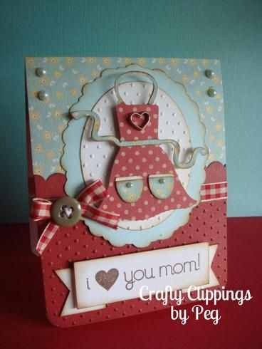 Apron Card : Gallery : A Cherry On Top