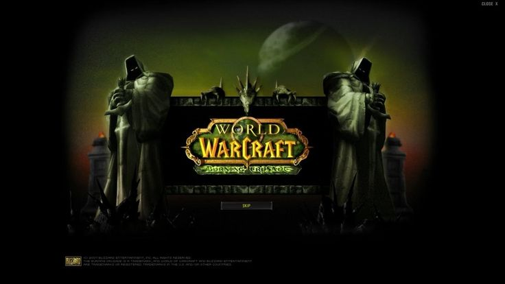 10 Years ago opened the Dark Portal | The Burning Crusade on the anniversary! #worldofwarcraft #blizzard #Hearthstone #wow #Warcraft #BlizzardCS #gaming
