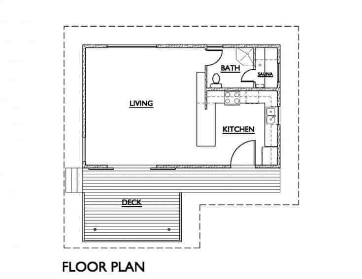 10 Fabulous Cabin Plans To Suit You Tiny House Floor Plans House Plans House Floor Plans