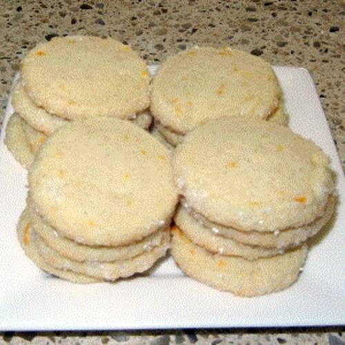 Orange Cardamom Cookies Recipes — Dishmaps