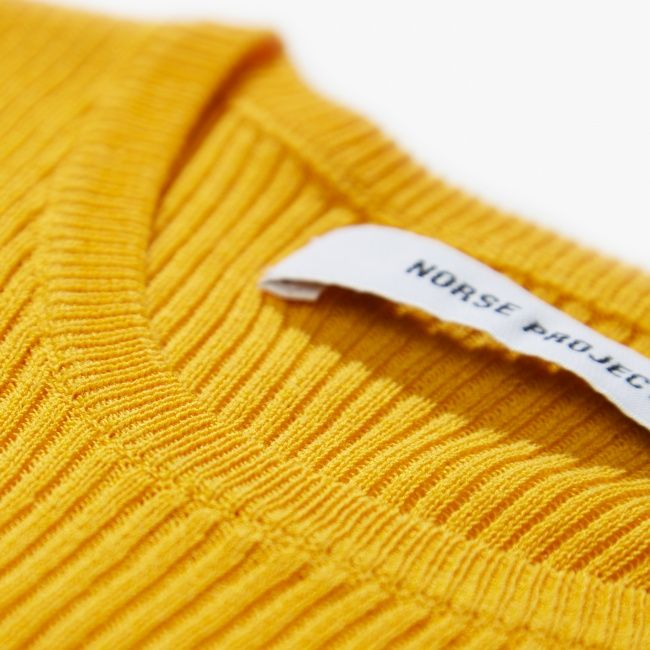 Norse Projects Sia Cotton knit - Norse Projects