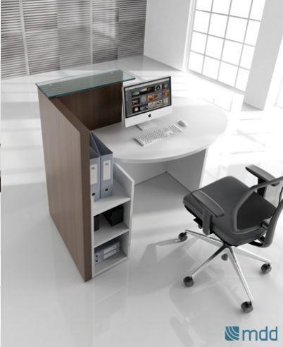 OVO reception desk