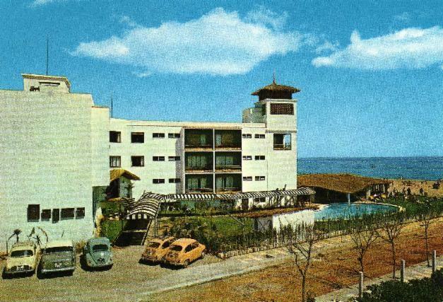 HOTEL TROPICANA DE TORREMOLINOS (Málaga - 1961)