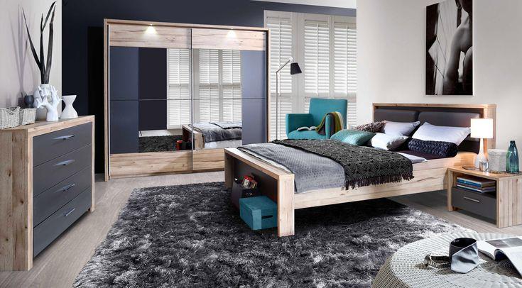 Sypialnia CLAIR