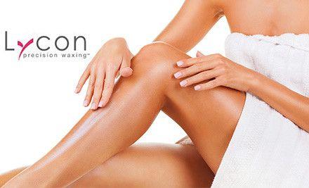Bezbolesna depilacja woskiem Lycon -zapraszamy