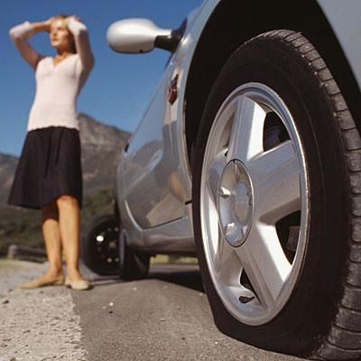 How to fix a flat tire yourself