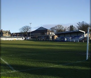 The Oldest Football Ground in the World - Sandygate, home of Hallam FC