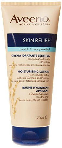 Aveeno Soothing Moisturising Cream At Menthol 200ml *** Want additional info? Click on the image.(This is an Amazon affiliate link and I receive a commission for the sales)