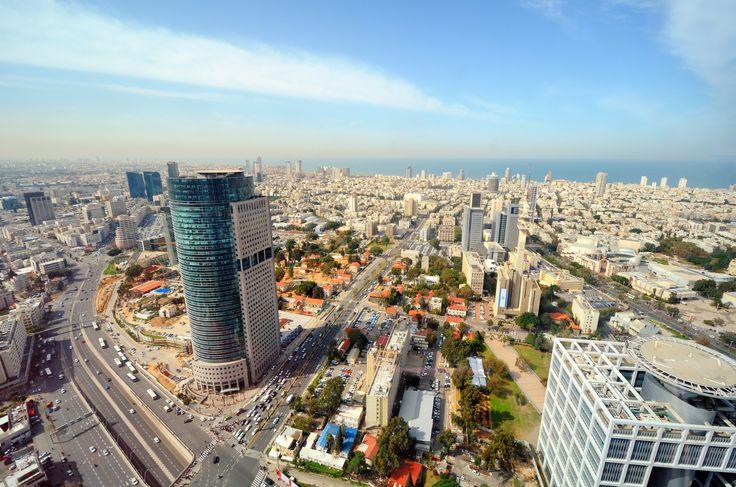 Vol aller-retour: Montréal - Tel Aviv pour $937! #yulair #voyage