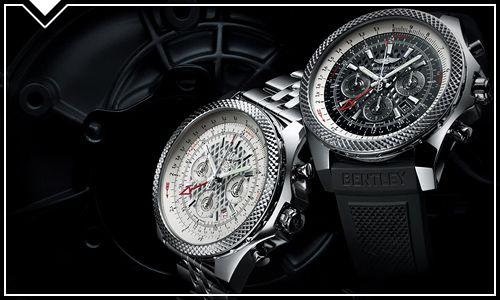Breitling For Bentley Watches - Berry's Jewellers