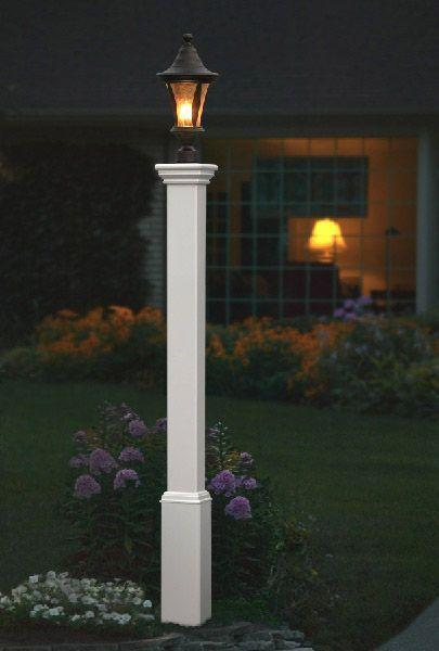Phenomenal Lamp Post A Little Detail Is Nice Solar Lamp Need No Wiring Goes Wiring Cloud Funidienstapotheekhoekschewaardnl