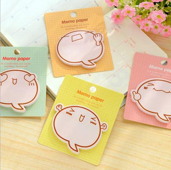 Sticky Notes, Kawai Sticky Notes, Smilies Sticky Notes, Cartoon Sticky Notes, Big Smile Sticky Notes by PokemonGarden on Etsy https://www.etsy.com/listing/233348560/sticky-notes-kawai-sticky-notes-smilies
