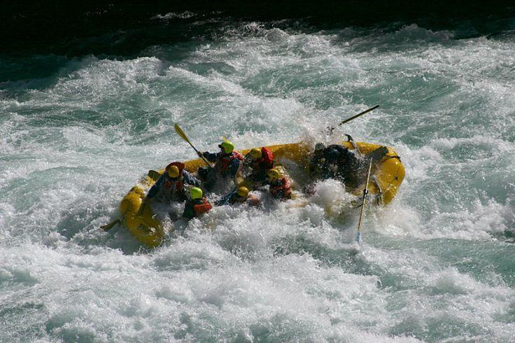 Futaleufu Expedition - Rafting - Patagonia, Chile