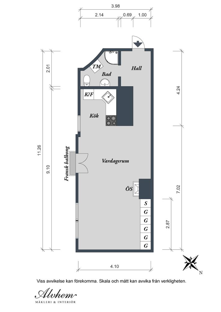 Planskiss // layout
