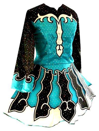 irish step dance dress | Website Template: Quietude - Blog Post (demo)