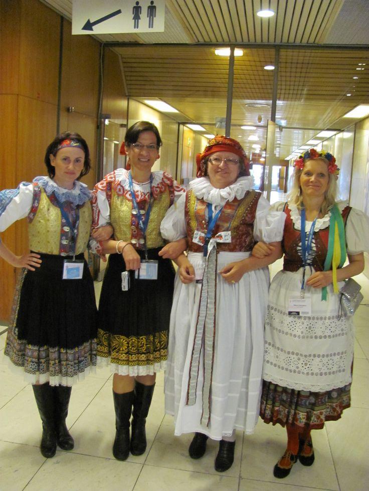 Naše foto z ICM kongresu na stránkách Ministerstva zdravotnictví.