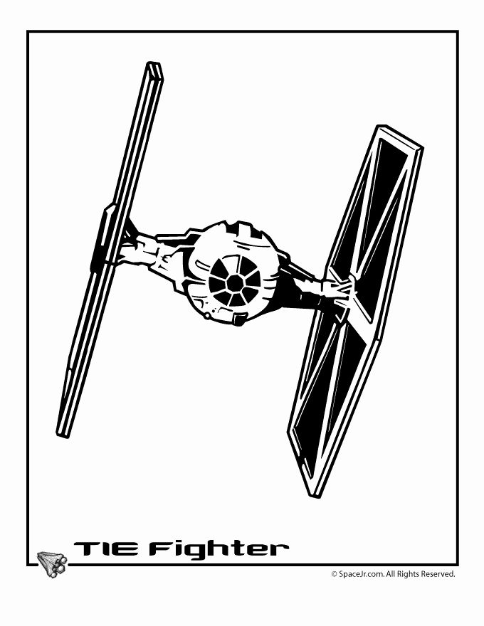 X Wing Coloring Page New Tie Fighter Star Wars Coloring Book Star Wars Ships Star Wars Drawings