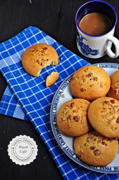 Margarinsiz Sıvı yağlı kurabiye