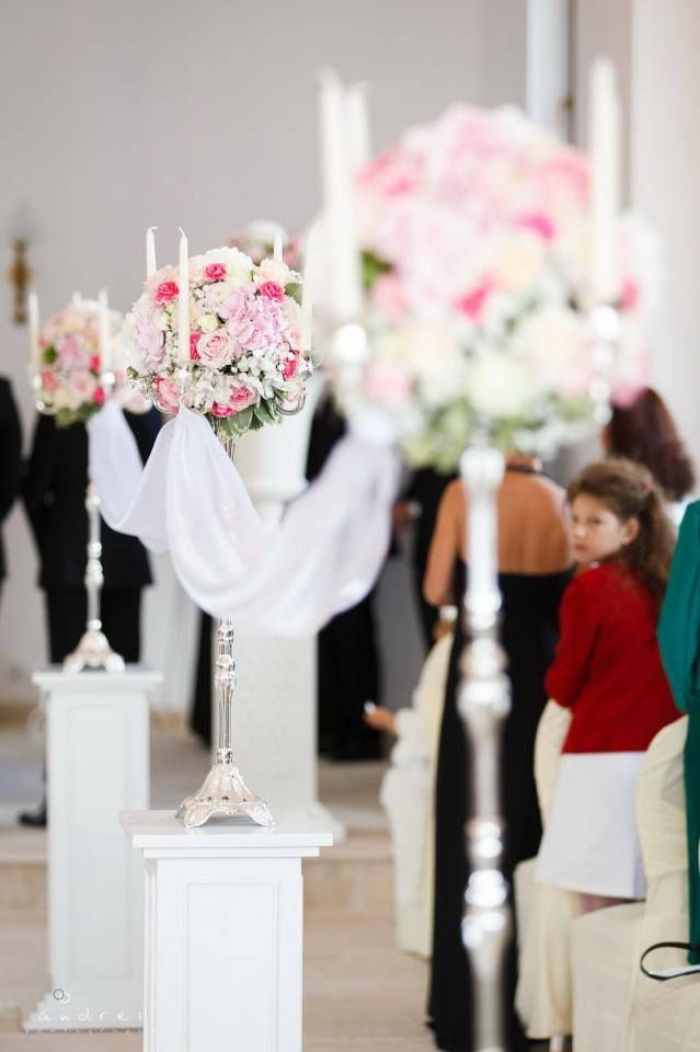 Decor ceremonie religioasa