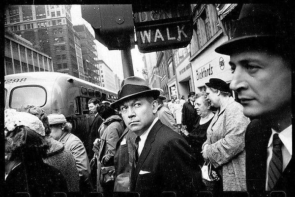 Garry Winogrand   New York by Garry Winogrand (American, 1928–1984)