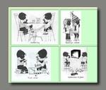 Dagritmekaarten van Jip en Janneke: Leermiddelendatabase