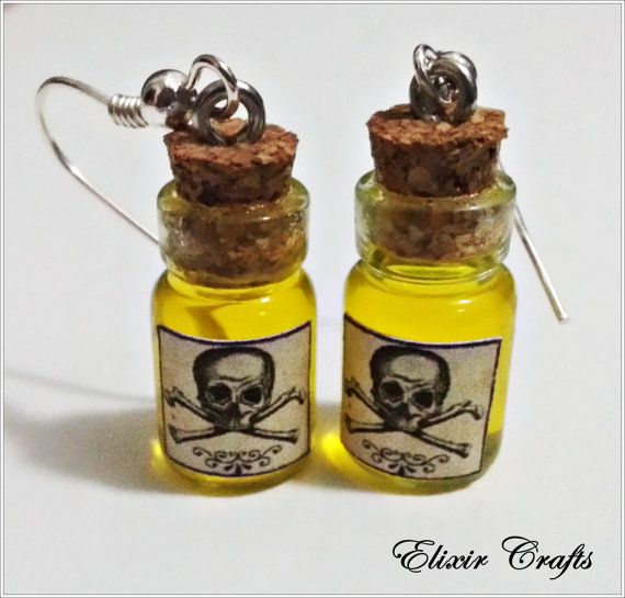 Dimensions (excluding Cork) 18 on 10 mm.    Bottles will pick up in organza pouch (free) ready for gift to your beloved person