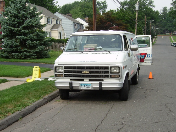 Chevrolet G 30 1992 For Sale Used Carpet Cleaning Vans