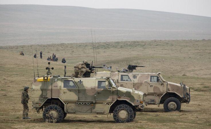 Bundeswehr - German Armed Forces in Afghanistan