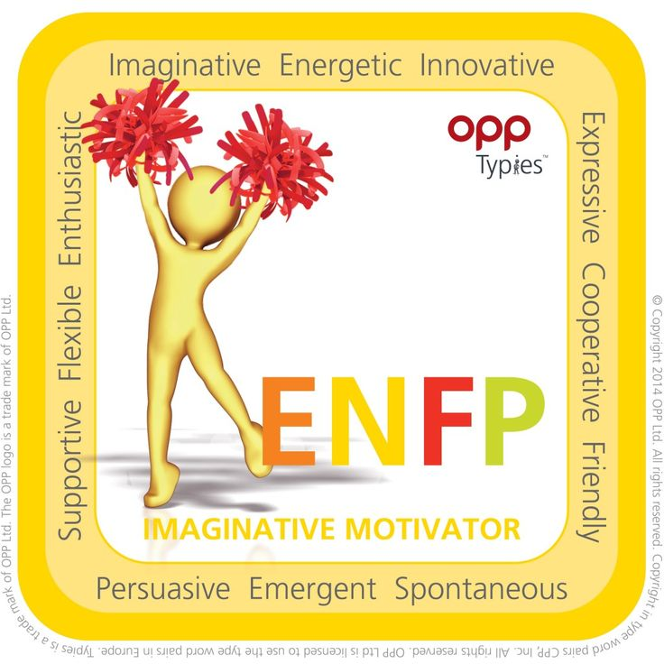 ENFP Typie Enfp, Mbti, Infp personality type