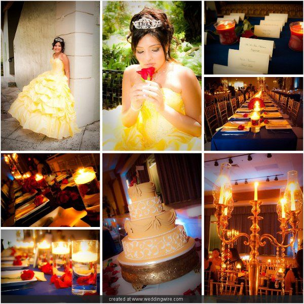 17 Best 1000 images about beauty and the beast wedding on Pinterest