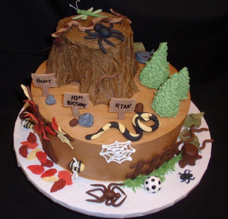 1000+ images about creepy crawly bugs on Pinterest | Lemon cakes ...