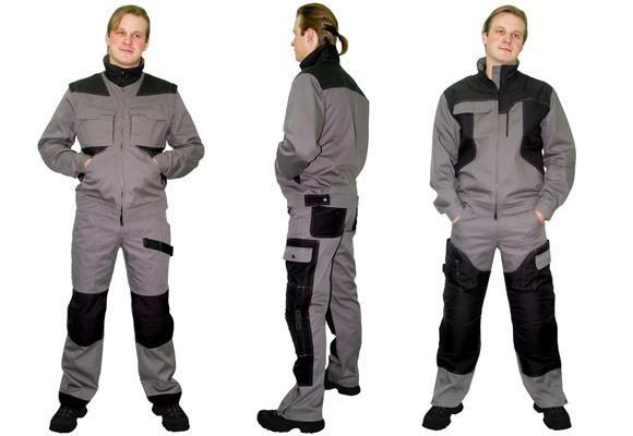 Спецодежда униформа рабочая обувь рабочая одежда