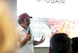 Food Innovation Centre launches incubation facility with Chobani founder   Australian Food News