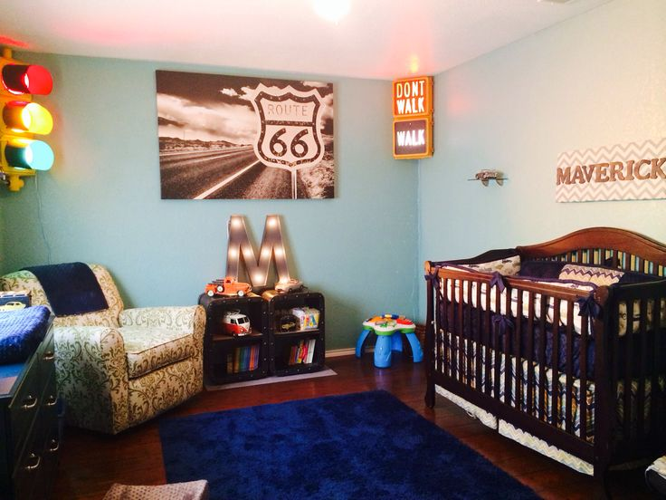 Classic Car Nursery For My Baby Boy Future Baby Ideas