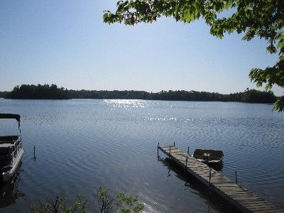 Bass Lake, Indiana, where we've spent a lot of time with relatives over the years.