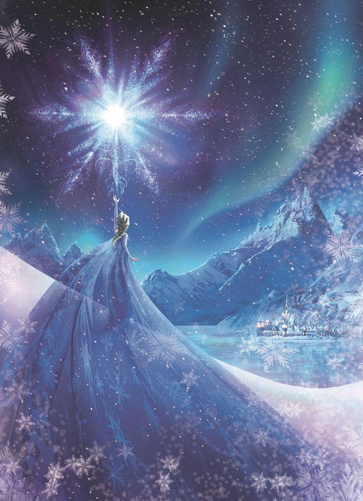 14 best Disney Frozen muurdecoratie images on Pinterest | Disney ...