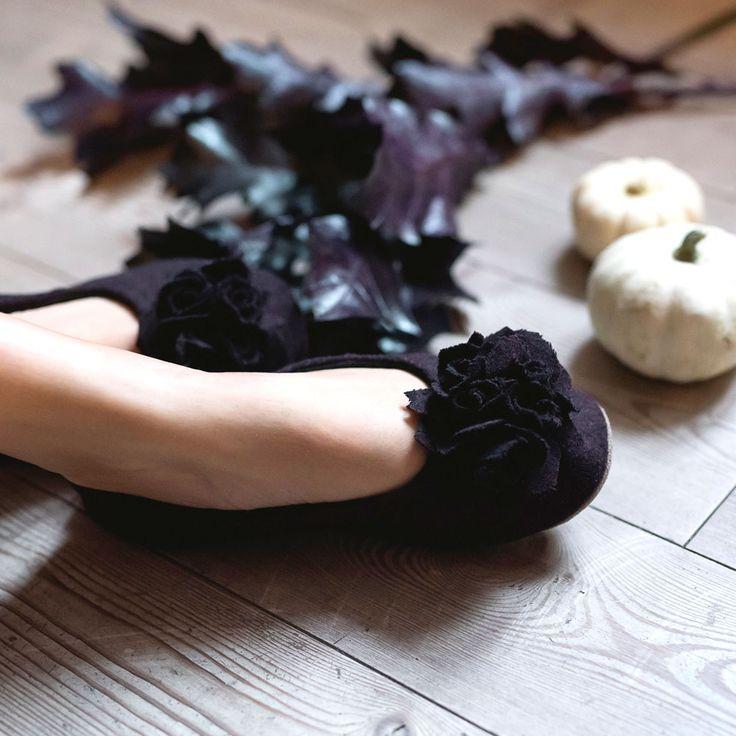 pampuschen hausschuhe für den perfekten Herbst grace snake wein