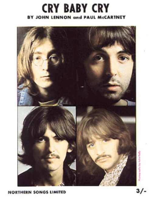 cry baby cry beatles