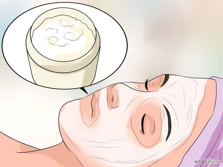Beseitigen von grossen Poren und Hautunreinheiten – wikiHow