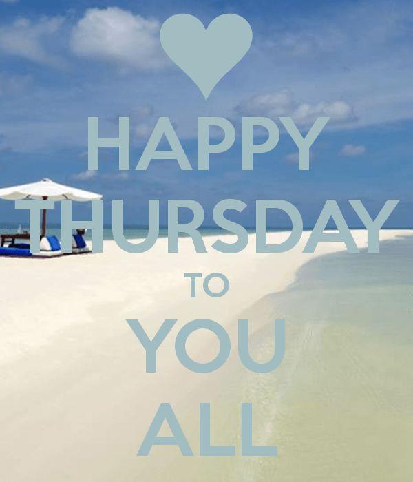 Happy Thurdsay coastal lovers ~
