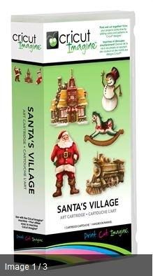 Santa's Village Cricut Cartridge