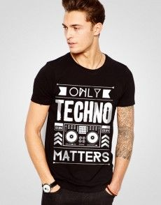 Only Techno T-shirt