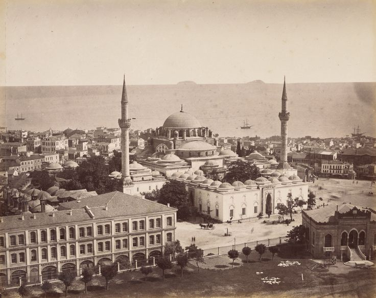 Bayezid Cami, 1880 yılı, Abdullah Freres