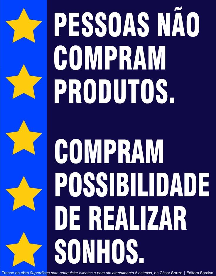Superdicas para conquistar clientes e para um atendimento 5 estrelas, de César Souza