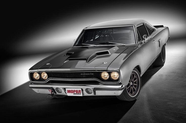 1970 Plymouth RoadRunner Pro Touring