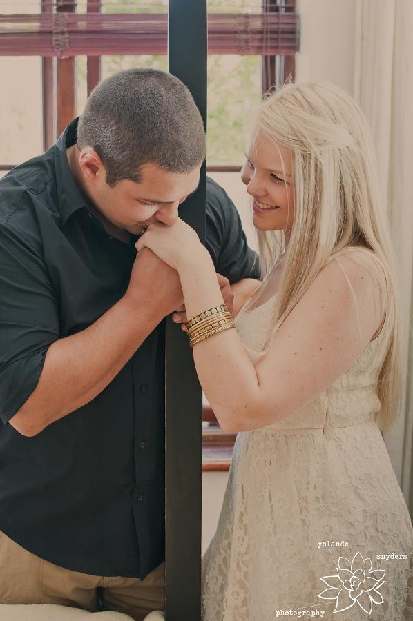 Bianca & Arthur - Engaged & lovin' it! - YSP