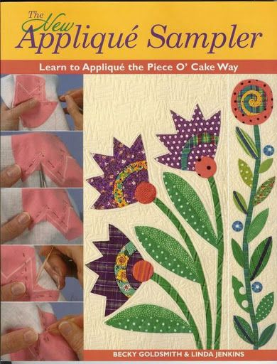 Aplique sampler - Cristina Yuri - Picasa Web Albums... FREE BOOK, PATTERNS AND INSTRUCTIONS!!