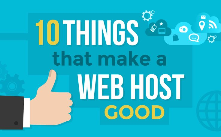 Hello friends, Today I'm here with a great Infographic about 10 Things That Makes a Web Hosting Good Created by HostingFacts Team. Here you find the every essential things that are the backbone of Web Hosting. Here You can check Top 5 Best Cheapest and Reliable Web Hosting to Use for your next Online project. Must Read: How to